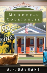 Murder At Courthouse