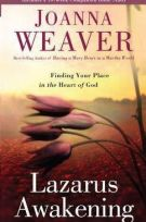 book cover Lazarus Awakening